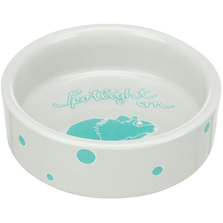 Keramiknapf für Hamster Spotlight in mint