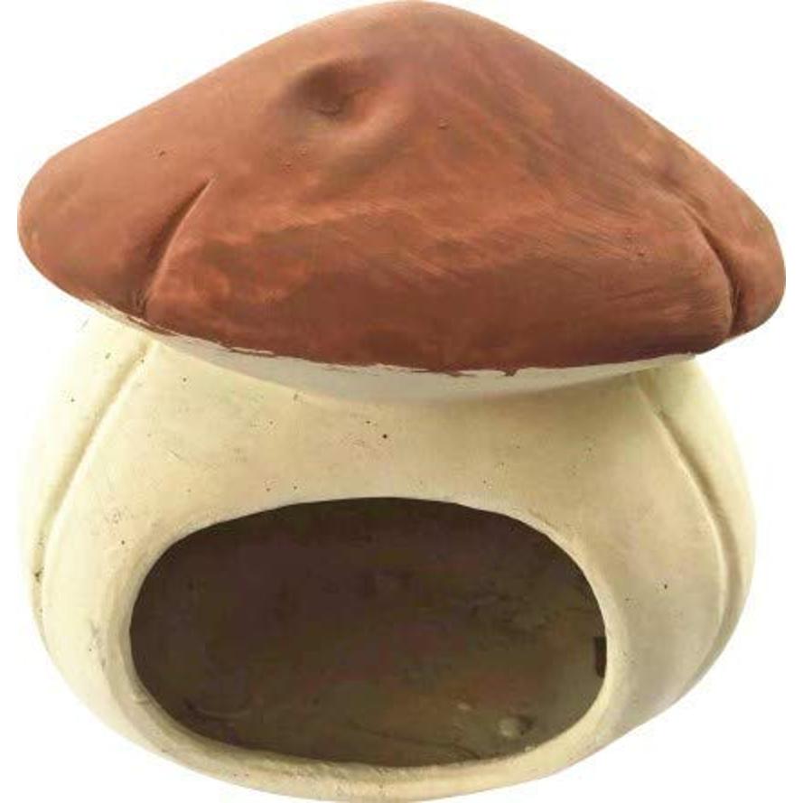 Pilz aus Terracotta für Nager