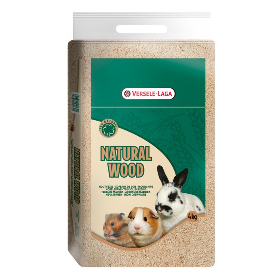 Holzspäne für Kaninchen und Nager