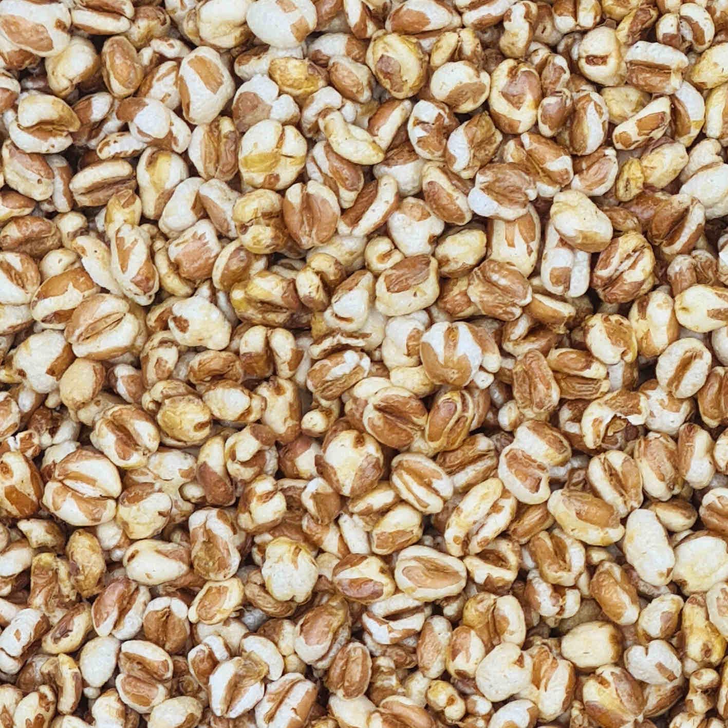 gepuffter Weizen