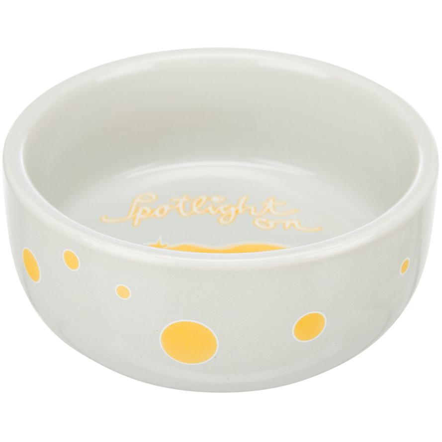 Keramiknapf für Meerschweinchen Spotlight in lemon