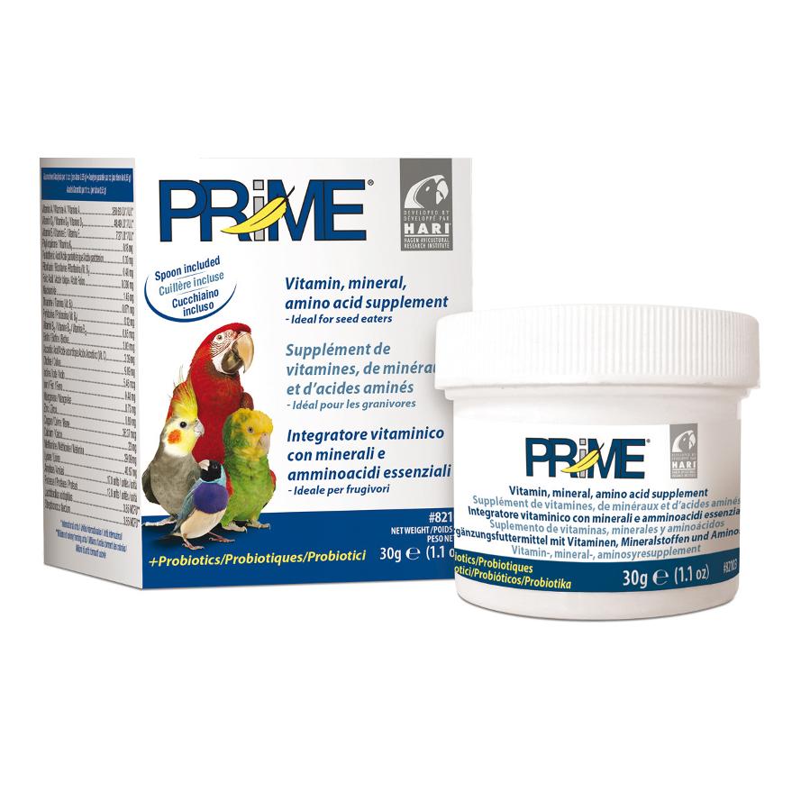 Prime Mineralstoffe und Vitamine in einer 30 g Dose