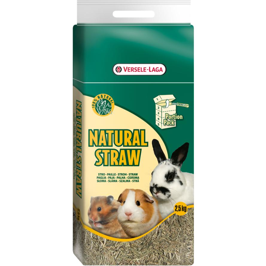 staubarmes Stroh für Nager und Kaninchen