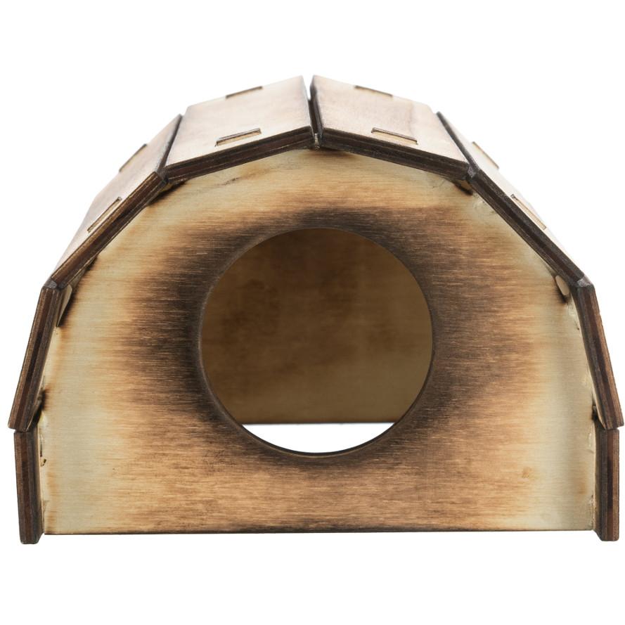 Nagerhaus mit einer Kammer für Hamster und Mäuse