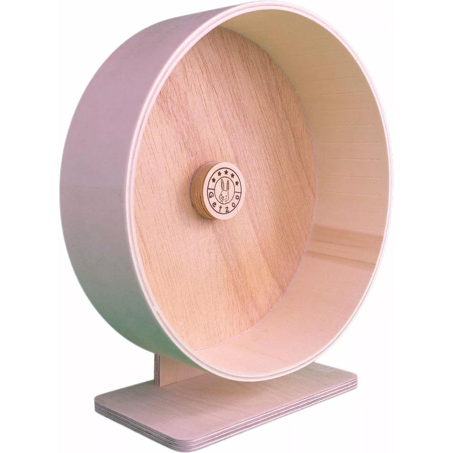 Holzlaufrad in drei Größen
