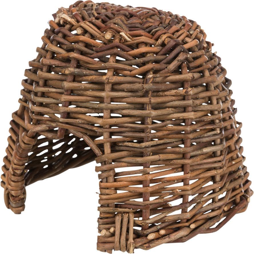 Weidenhütte für Nager