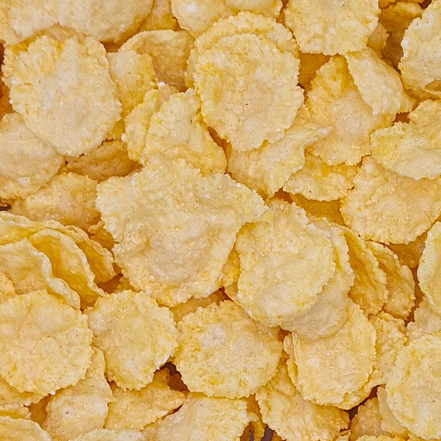 ungesüßte Cornflakes