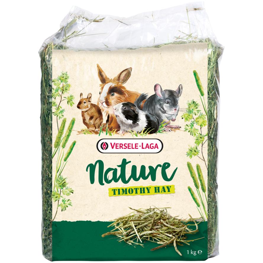 Timothy Kräuterheu für Kaninchen, Meerschweinchen und Nager