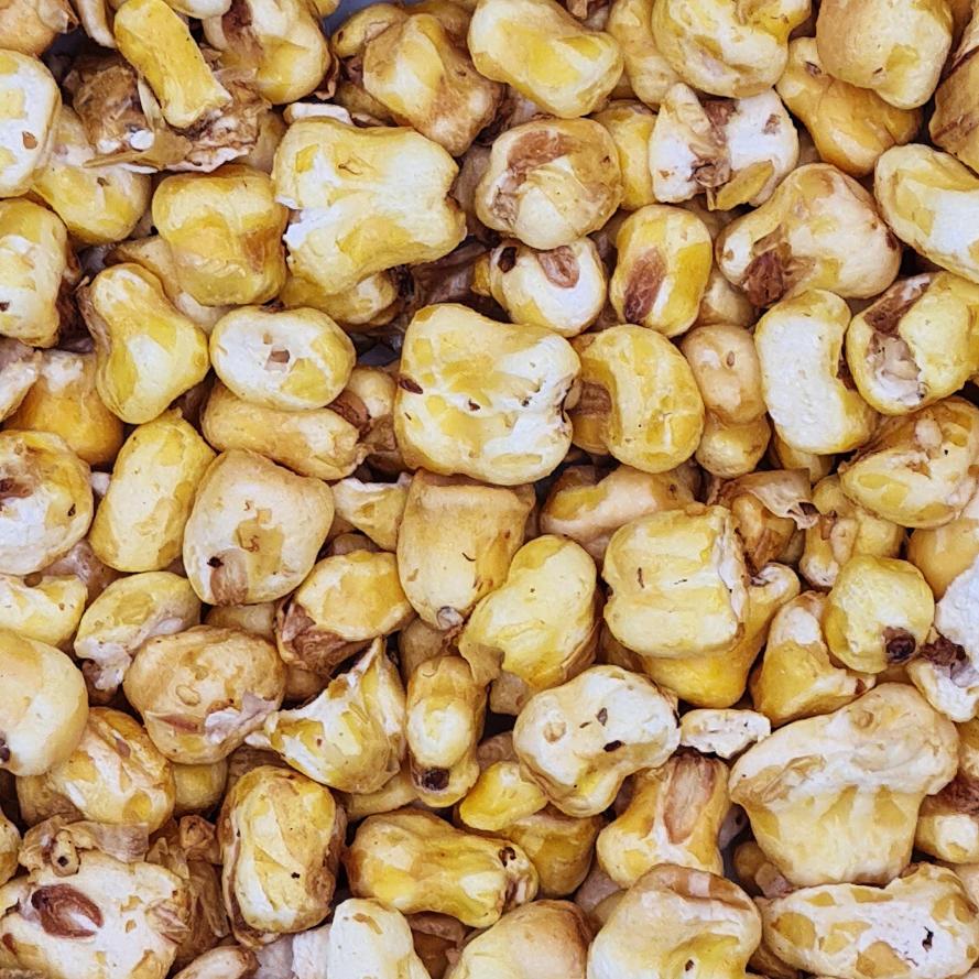 gepuffte Maiskörner